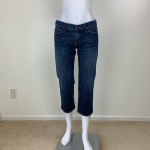 Citizens of Humanity Cropped Jean- Size 28